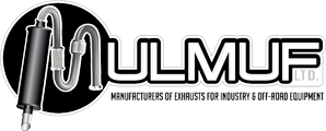 Mulmuf Exhausts for Industry & Off-Road Equipment
